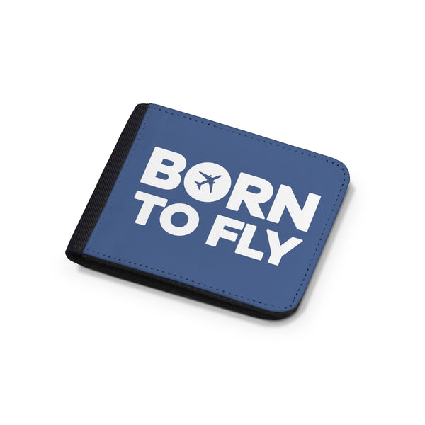 Born To Fly Special Designed Wallets