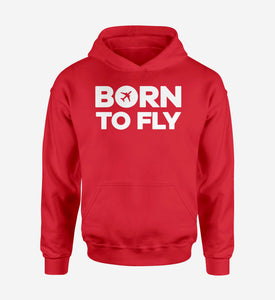 Born To Fly Special Designed Hoodies