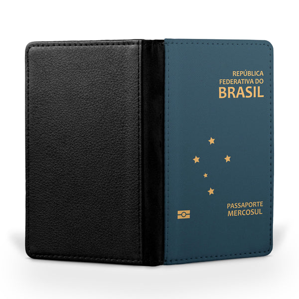 Brasil Passport Designed Passport & Travel Cases