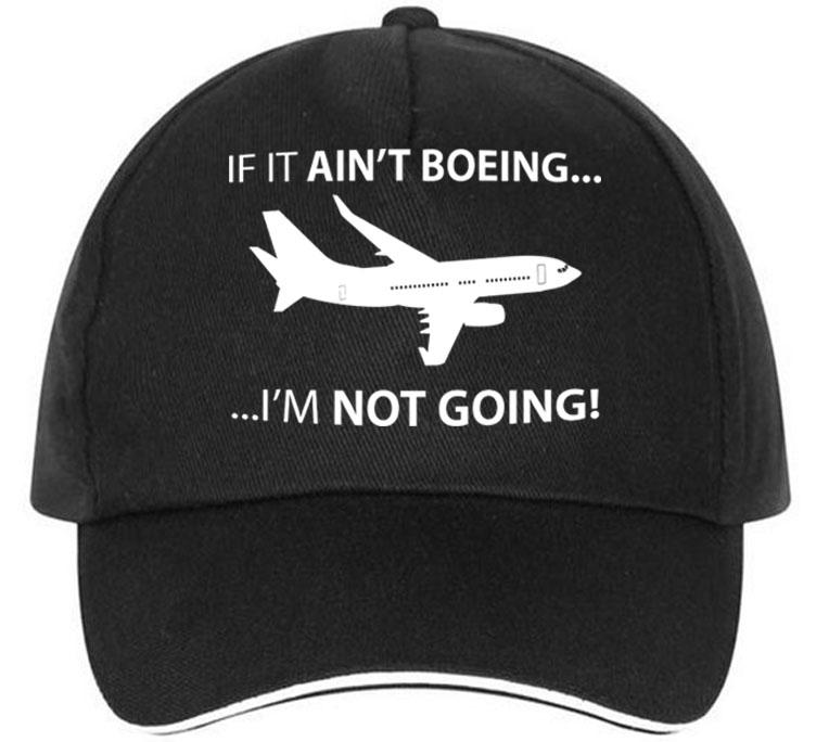 If It Ain't Boeing, I am not Going Hats Pilot Eyes Store