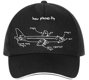 c9c37aecd51 How Planes Fly Designed Hats Pilot Eyes Store ...