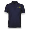 CPT & Stripes Designed Polo T-Shirts