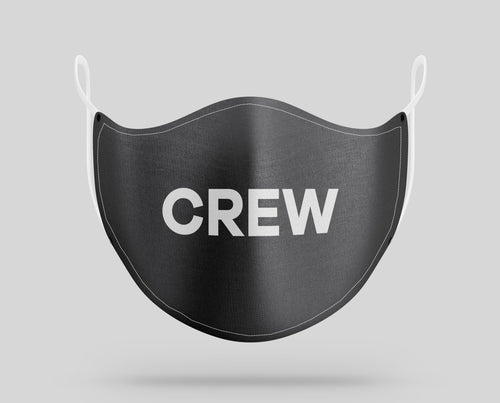 Crew Designed Face Masks