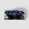 Cessna 172 Cockpit Designed Stickers
