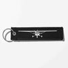 Cessna 172 Silhouette Designed Key Chains