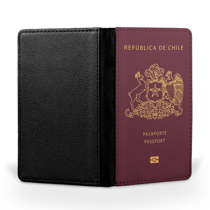 Chile Passport Designed Passport & Travel Cases