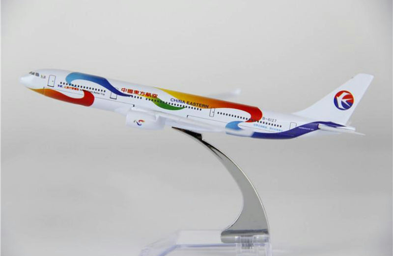China Eastern Airbus A330 Airplane Model (16CM)