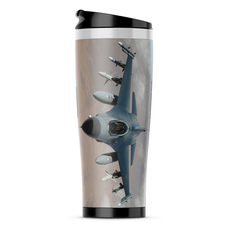 Cruising Fighting Falcon F16 Printed iPhone Cases