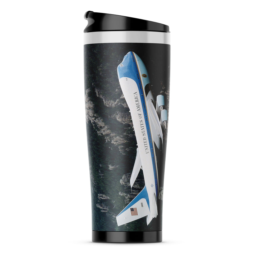 Cruising United States of America Boeing 747 Printed Printed iPhone Cases