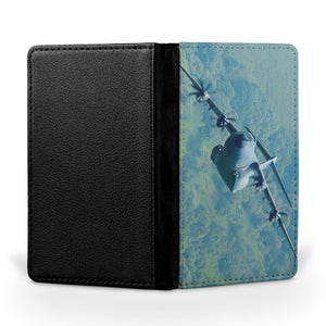 Cruising Airbus A400M Printed Passport & Travel Cases