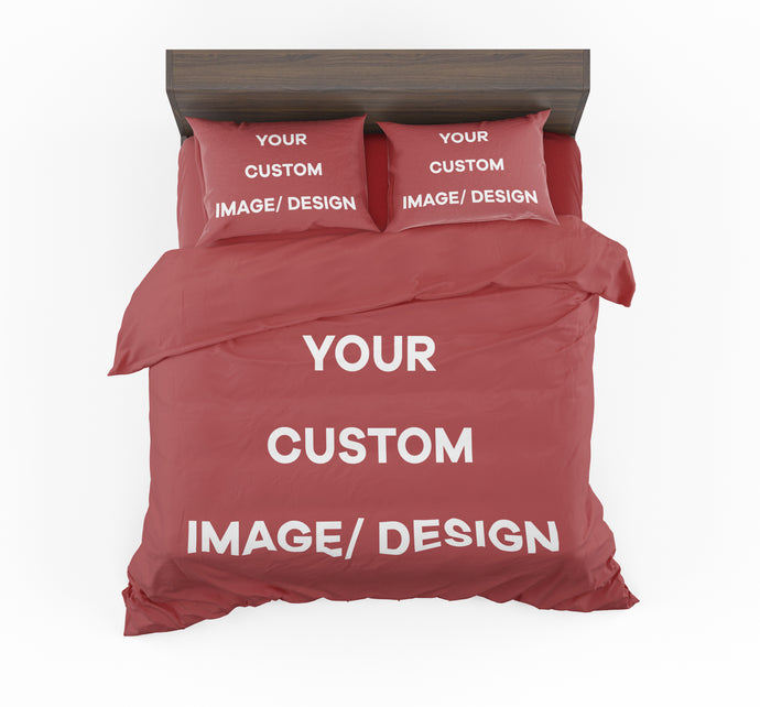 Your Custom Design / Image Designed Bedding Sets