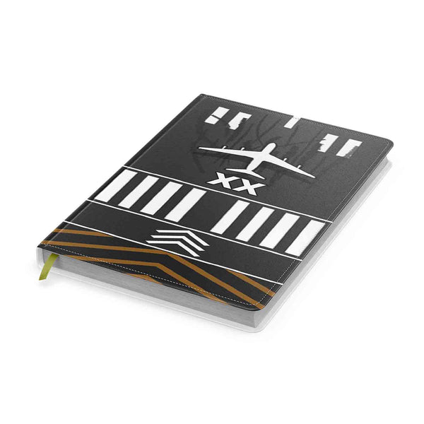 Custom Runway Designed Notebooks