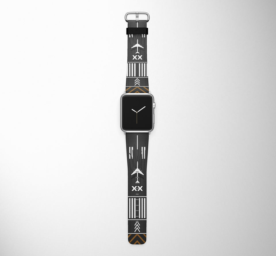 Custom Runway Designed Leather Apple Watch Straps