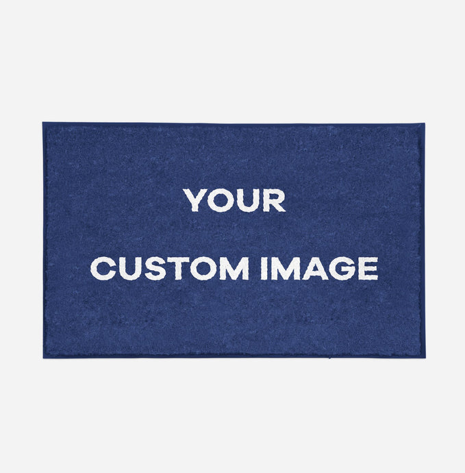 Your Custom Image / Photo Designed Door Mats