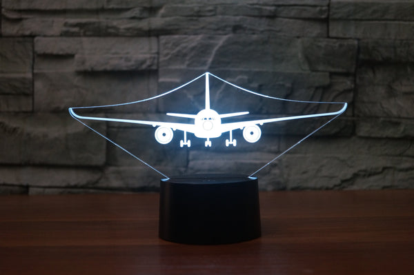 Airbus A350 Designed 3D Lamps