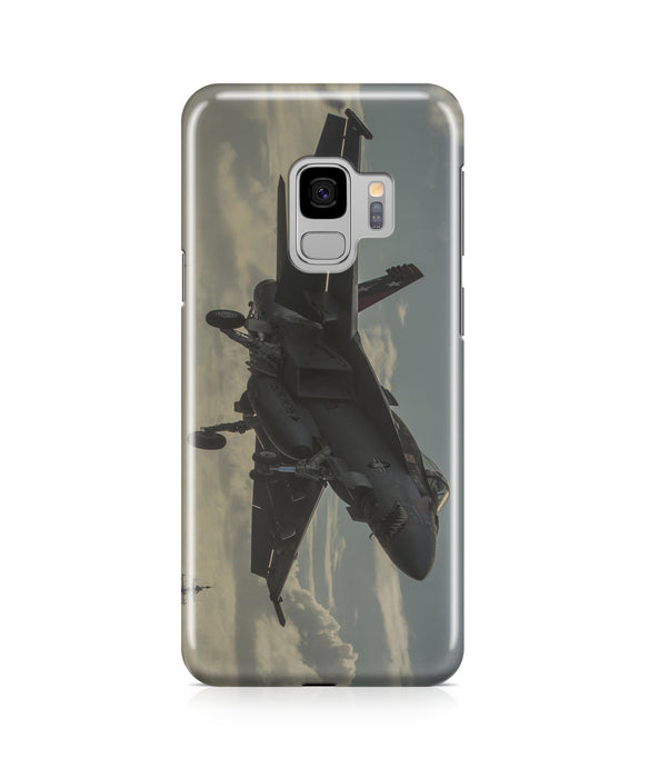 Deparing Jet from Sea Base Printed Samsung J Cases