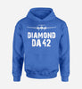 Diamond DA42 & Plane Designed Hoodies