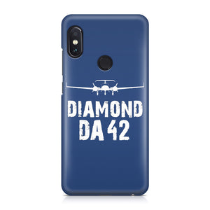 Diamond DA-42 Plane & Designed Xiaomi Cases