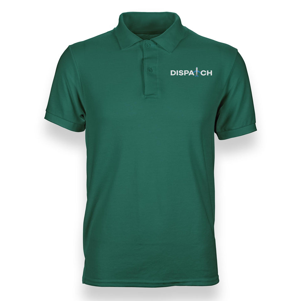 Dispatch Designed Polo T-Shirts