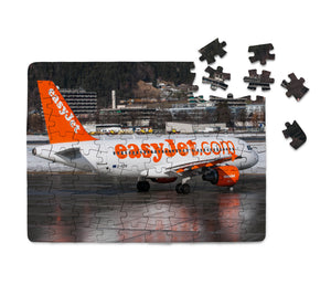 Easyjet's A320 Printed Puzzles Aviation Shop