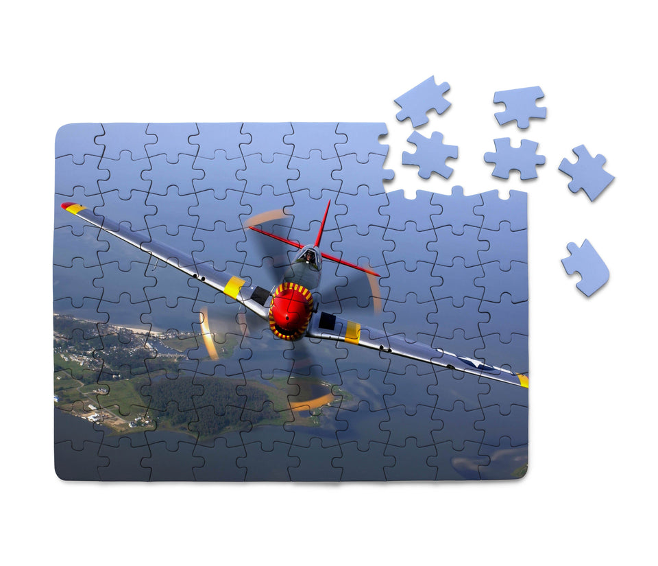 Face to Face Amazing Propeller Printed Puzzles Aviation Shop