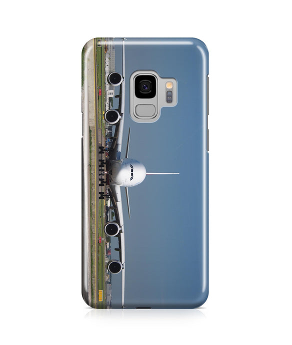 Face to Face with Airbus A380 Printed Samsung J Cases