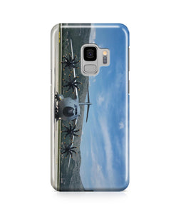 Face to Face with Airbus A400M Printed Samsung J Cases