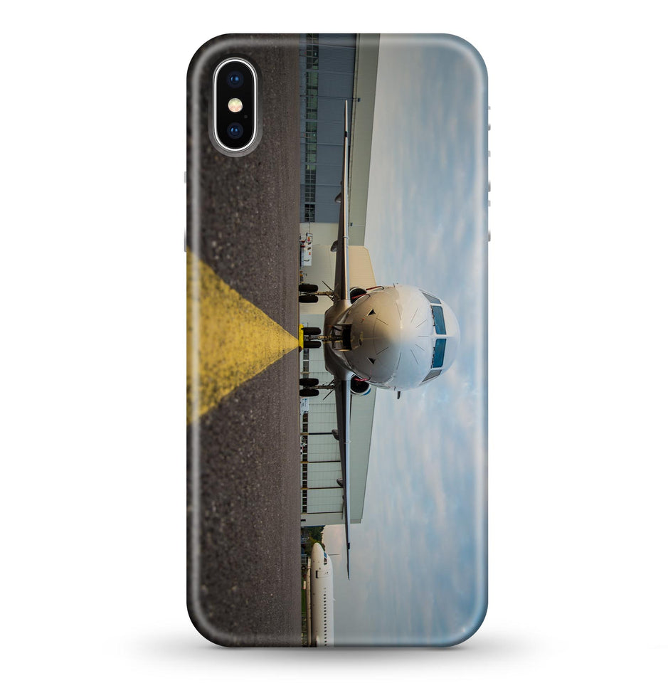 Face to Face with Beautiful Jet Printed iPhone Cases