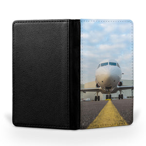 Face to Face with Beautiful Jet Printed Passport & Travel Cases