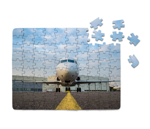 Face to Face with Beautiful Jet Printed Puzzles Aviation Shop