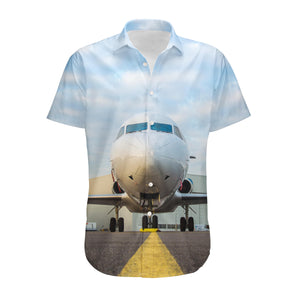 Face to Face with Beautiful Jet Designed 3D Shirts