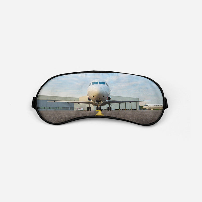 Face to Face with Beautiful Jet Sleep Masks Aviation Shop Design Sleep Mask