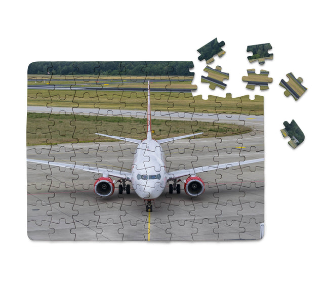 Face to Face with Boeing 737 Printed Puzzles Aviation Shop