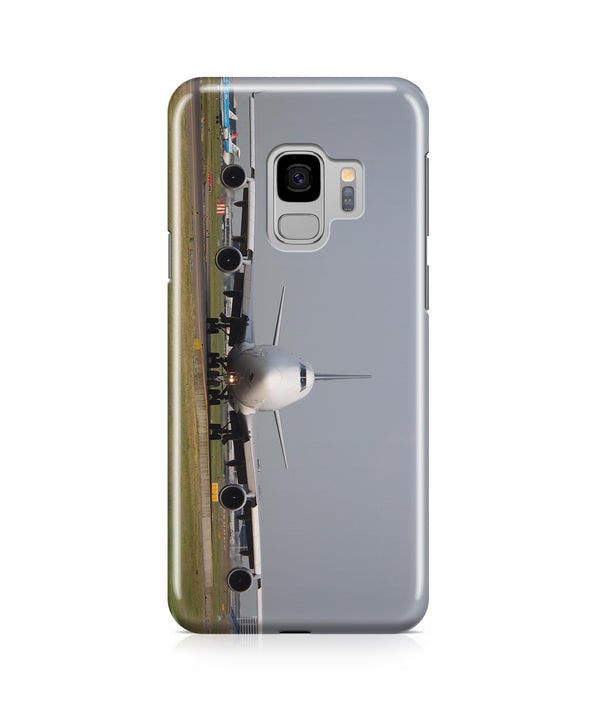 Face to Face with Boeing 747 Printed Samsung J Cases