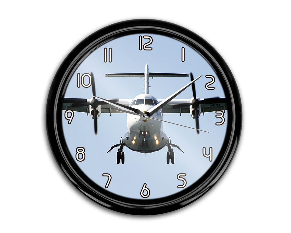 Face to Face with an ATR Printed Wall Clocks Aviation Shop