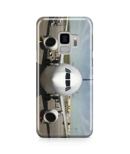 Face to Face with an Huge Airbus Printed Samsung J Cases