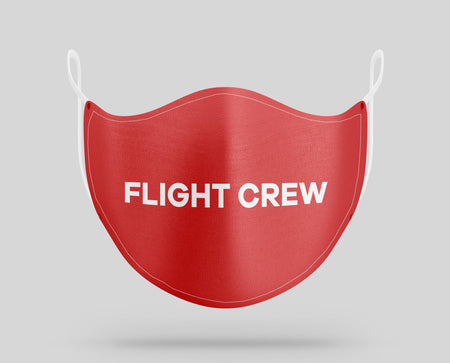 Flight Crew Designed Face Masks