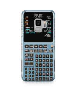 Flight Management Computer 1 Designed Samsung J Cases