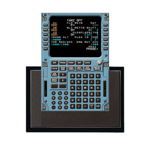 Flight Management Computer Designed Magnet Pilot Eyes Store