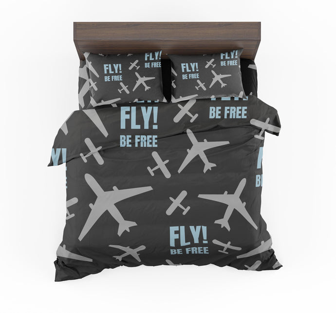 Fly Be Free! Designed Bedding Sets