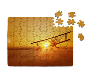 Flying is an Adventure Printed Puzzles Aviation Shop