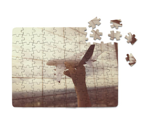 Follow Your Dreams Printed Puzzles Aviation Shop