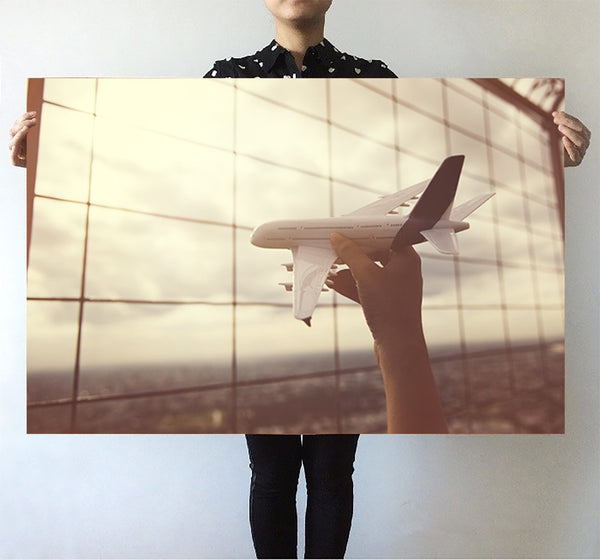 Follow Your Dreams Printed Posters Aviation Shop