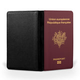 French Passport Designed Passport & Travel Cases