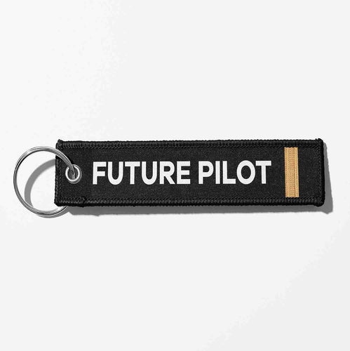 Future Pilot Designed Key Chains