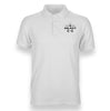 Galaxy C-5 & Plane Designed Polo T-Shirts