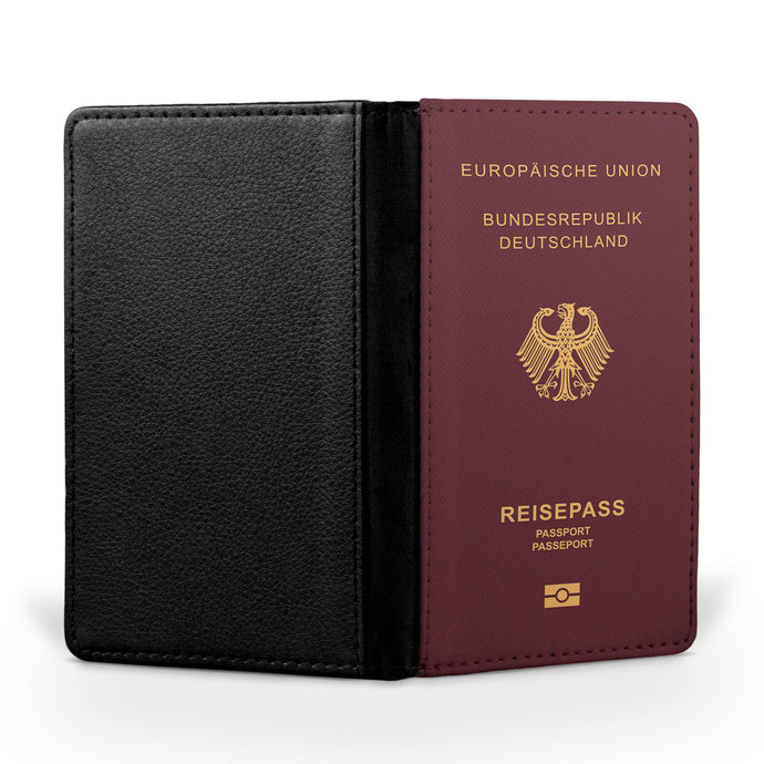 Germany Passport Designed Passport & Travel Cases