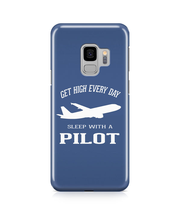 Get High - Sleep With a Pilot Designed Samsung J Cases