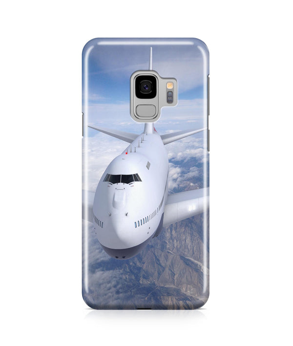 Graphical Boeing 747 Printed Samsung J Cases