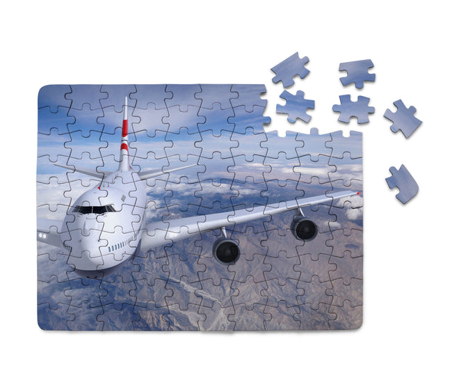 Graphical Boeing 747 Printed Puzzles Aviation Shop